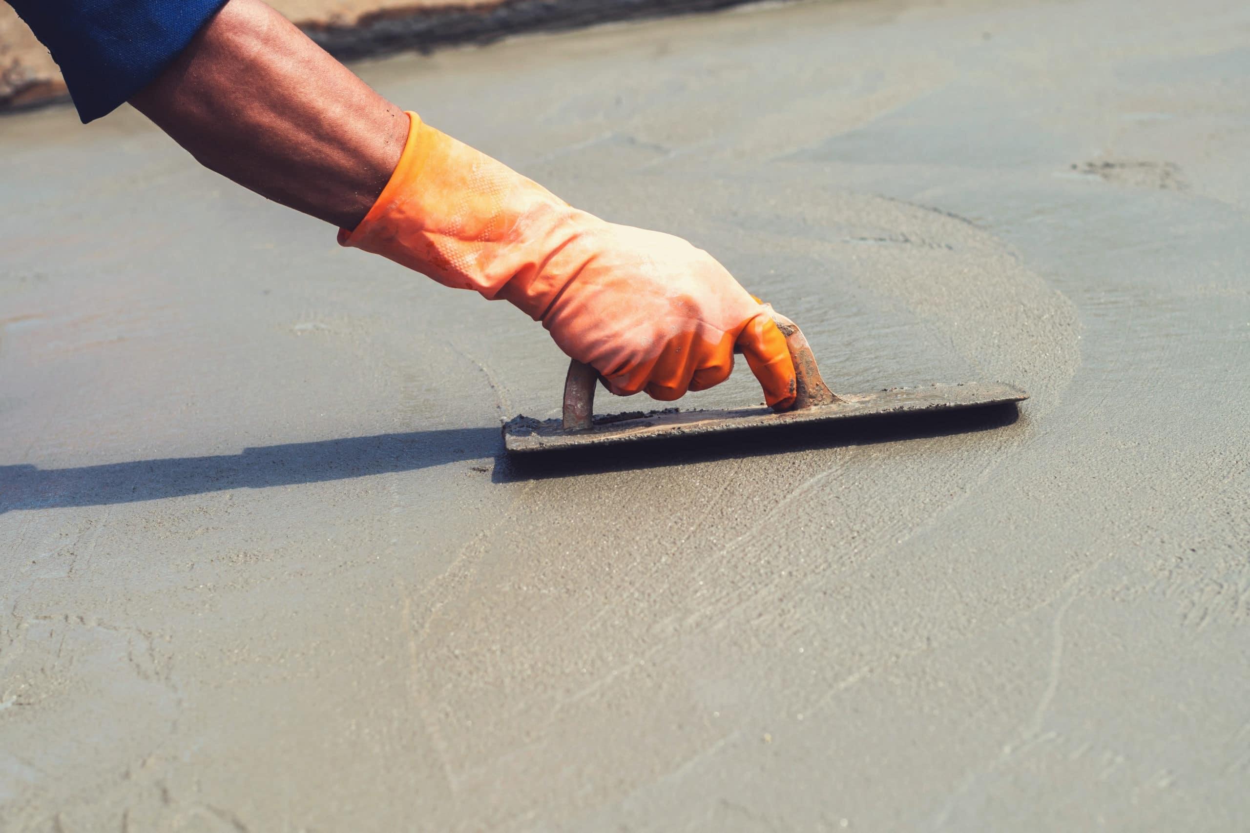 slab foundation fix